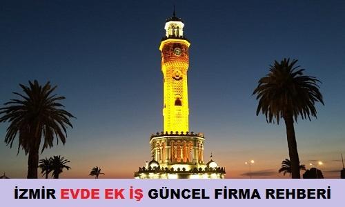 İzmir Evde Ek İş