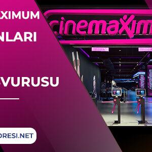 Cinemaximum İş İlanları
