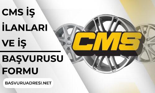 CMS İş İlanları