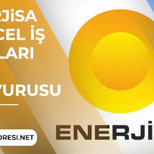 Enerjisa İş İlanları