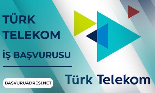 Türk Telekom Güncel İş İlanları