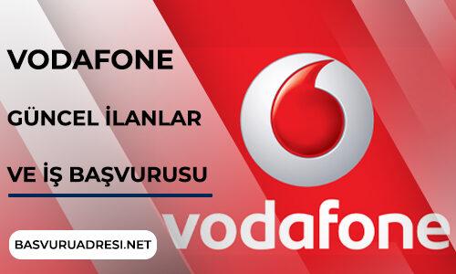 Vodafone İş İlanları