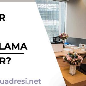 Hazır ofis kiralama nedir?