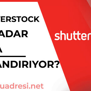 Shutterstock Ne Kadar Para Kazandırıyor?