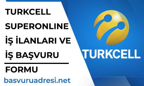 Turkcell Personel Alımı ve İş İlanları