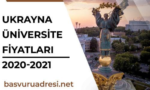 Ukrayna Üniversite Fiyatları Yaşam Maliyetleri 2021-2022